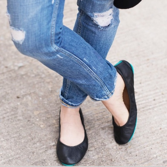 Tieks Shoes   Matte Black   Poshmark